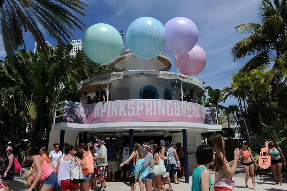 ~Pink~ Spring Break 2013