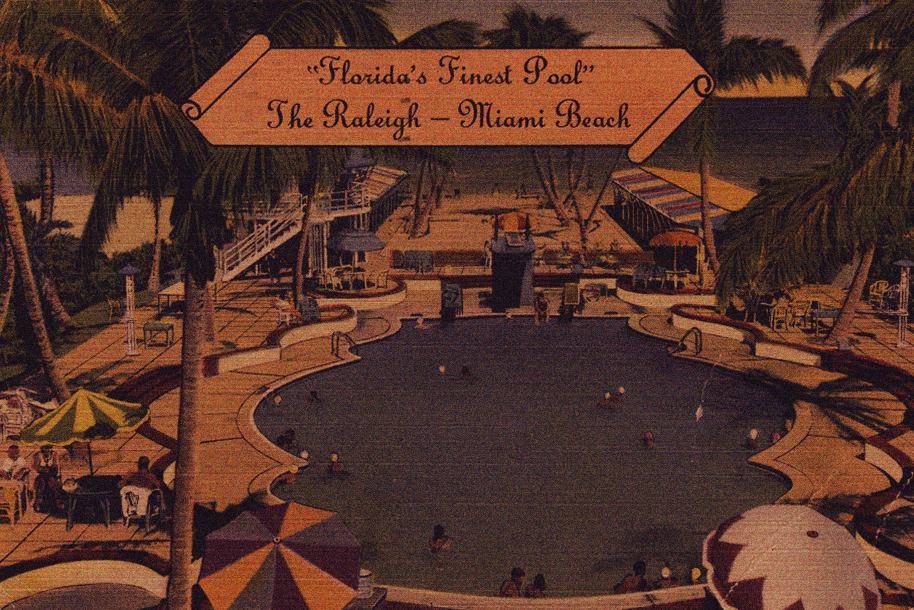 The Raleigh's Pool Throughout History