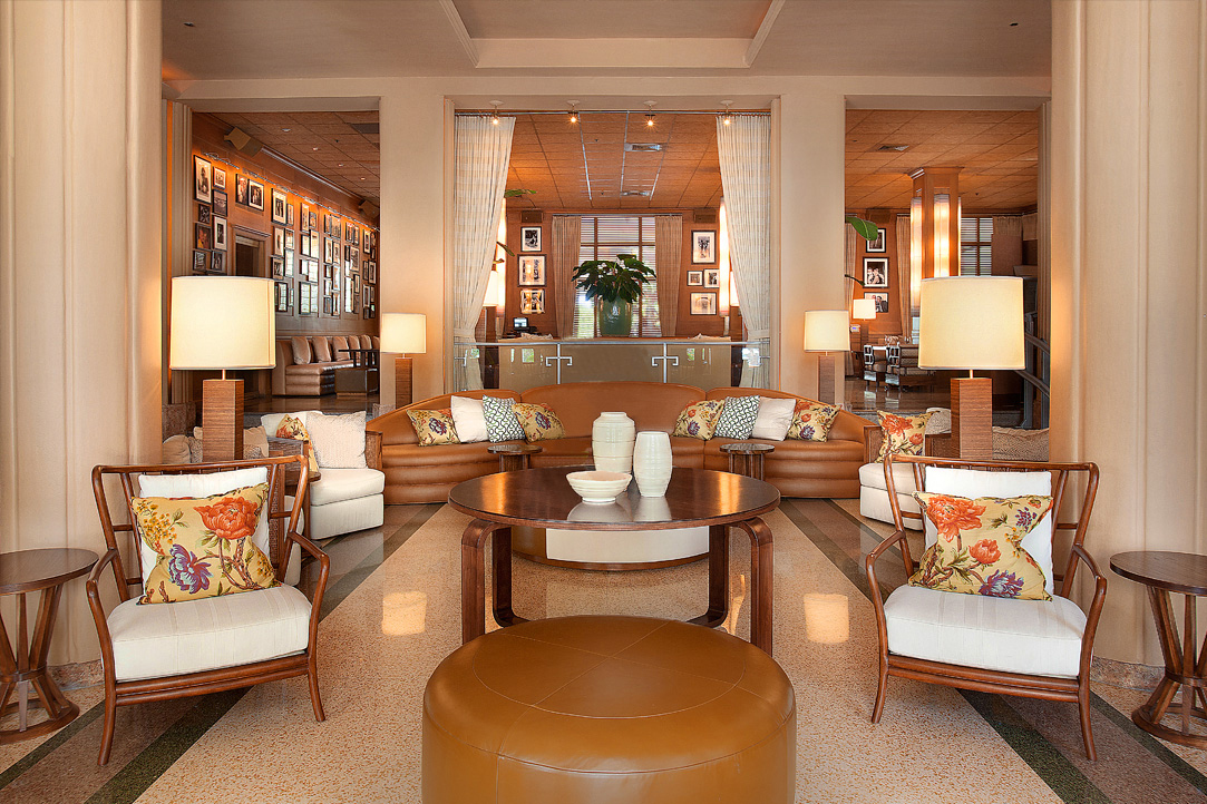 The Lobby, Full View