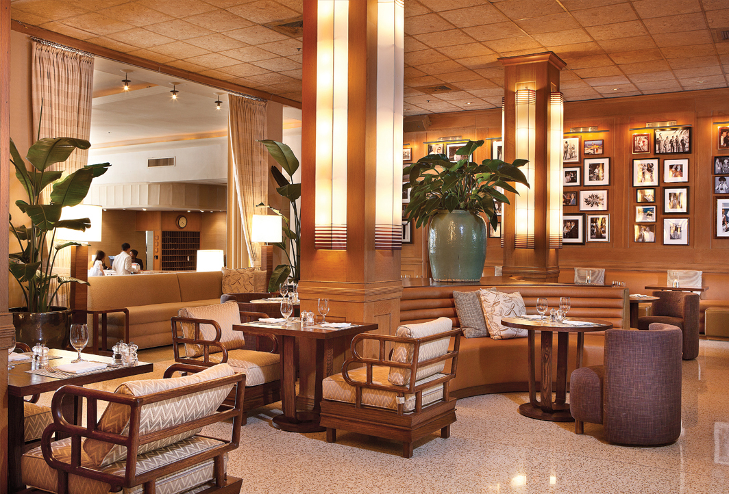 Lobby by Day