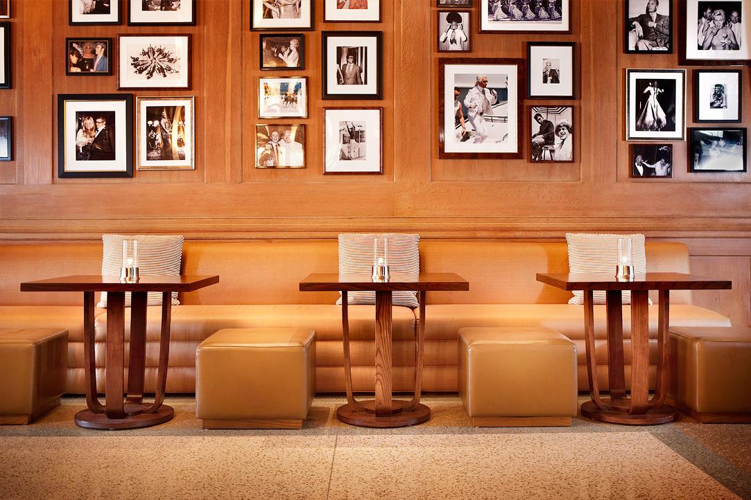 The Lobby Tables